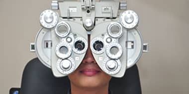 ANCILLARY EYE SERVICES