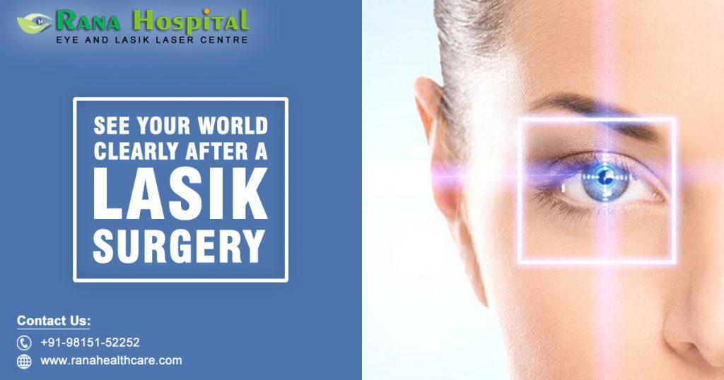 Correcting Vision; which Lasik Procedure is right for you
