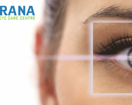 how to care after lasik