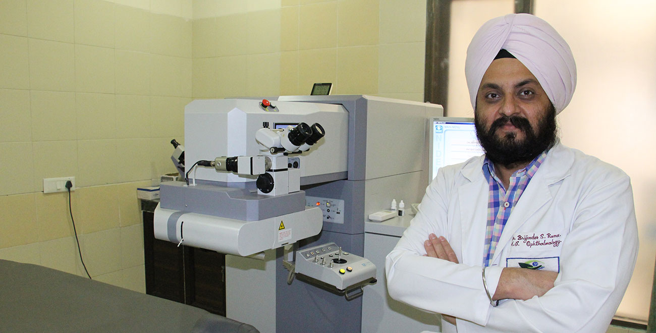 Diabetic Retinopathy Treatment Available @Rana Hospital